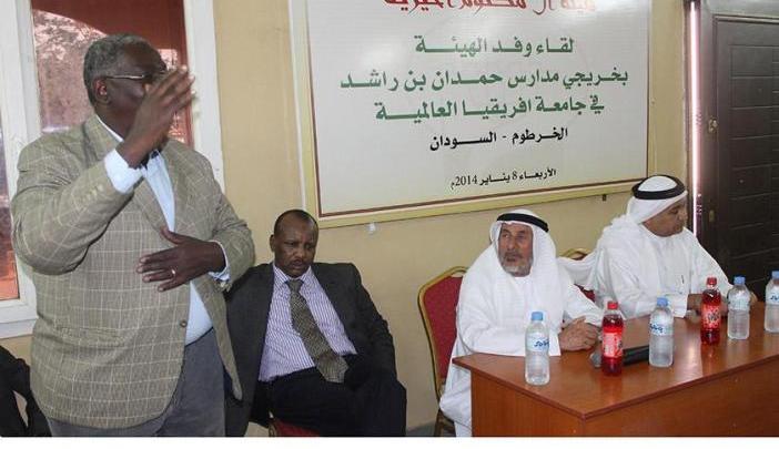 ممثل هيئة آل مكتوم بالصومال