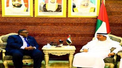 رئيس الوزراء سفير الامارات