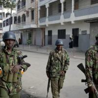 KENYA-UNREST-RELIGION-POLICE
