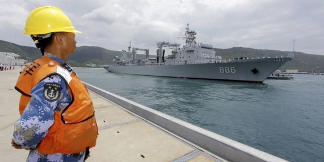 جولة نادرة للبحرية الصينية على دول الخليج