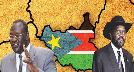 جنوب-السودان-مشار-وسلفا
