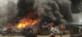 اندلاع حريق في سوق بمدينة أفجوي