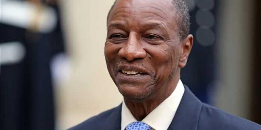 الرئيس الغيني