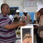 الانتخابات الجيبوتي
