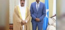 رئيس الوزراء يشكر دولة الإمارات على مبادرتها النبيلة تجاه ضحايا تفجير مقديشو الأخير
