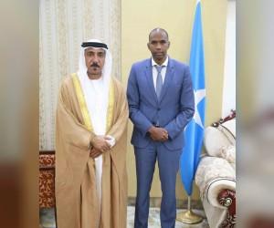 خيري وسفير الإمارات
