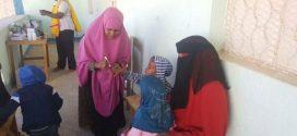 تطعيم ملايين الأطفال في الصومال ضد الحصبة