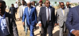 رسائل سياسية لزيارة الرئيس الصومالي لأرض البونت