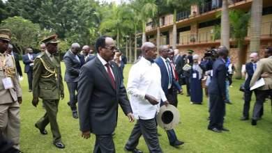 الصومال وأوغندا