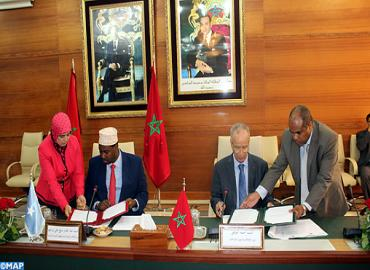 الصومال والمغرب
