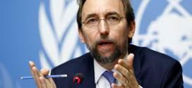 زيد رعد: بناء السلام في الصومال يتطلب احترام جميع الحريات العامة