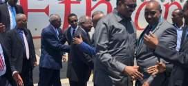 وزيرا خارجية إثيوبيا وإريتريا يصلان إلى مقديشو
