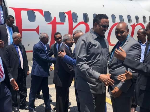 وزير الخارجية الاثيوبي