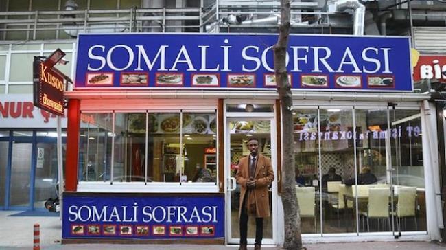 الصوماليون في تركيا