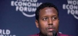 من هو الشاب الصومالي الذي شارك في مؤتمر دافوس الإقتصادي 2019؟