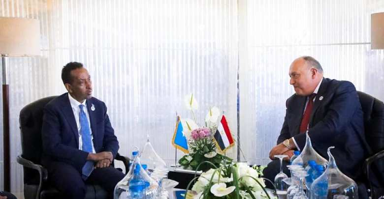 مصر والصومال