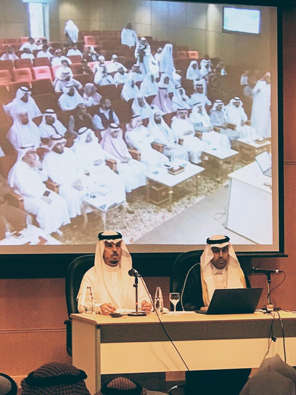 البرلمان العربي للمملكة دوري تاريخي ومحوري في نُصرة قضايا الأمة العربية وصيانة الأمن القومي العربي