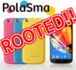 トイザらスでSIMフリーキッズスマホ「PolaSma」を買ったので早速Root化したって話