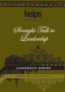 Straight Talk to Leadership