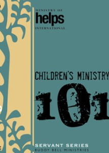 Children Ministry by Dr. Buddy Bell