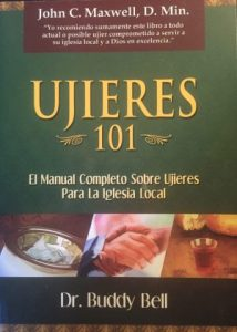 Spanish Usher 101 Handbook by Dr. Buddy Bell