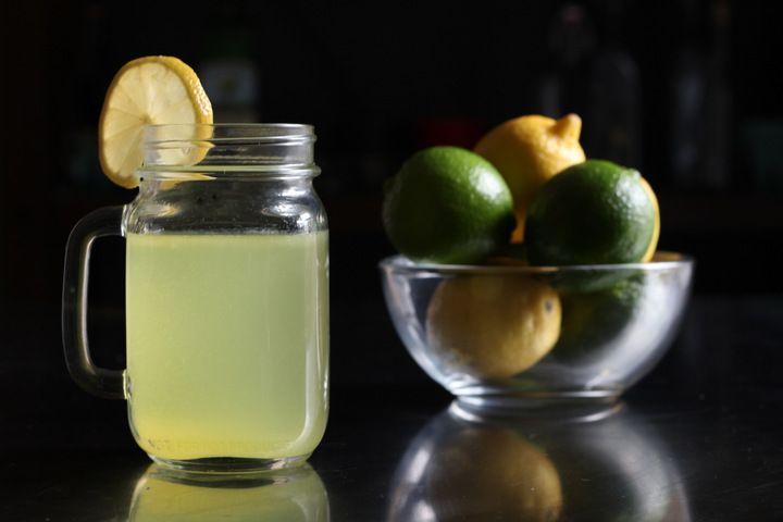 Hidracijski napitek med porodom; recept