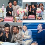 Tonto Dike's Husband Throws Her A Surprise Birthday Party (Photos)