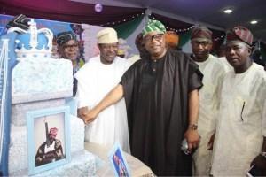 Remi Tinubu, Ashafa, Obey, Gani Adams, Others Attend King Sunny Ade's 70th Birthday Bash In Lagos