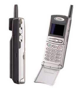The First Camera Phone