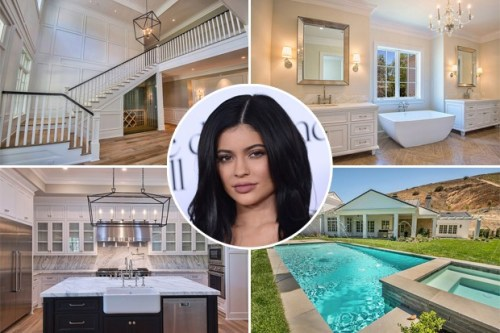 WOW!!! 19-Year-Old Kylie Jenner Acquires $12Million Home