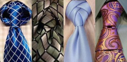 12 Different Ways To Knot A Tie