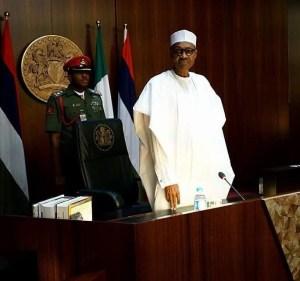 Photos: President Buhari presides over Federal Executive Council (FEC) Meeting
