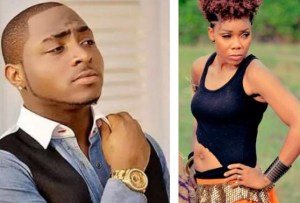 """I Have No Problem With Her""- Davido Reacts To Kaffy's Rant Calling Him A 'Motherf*cker'"