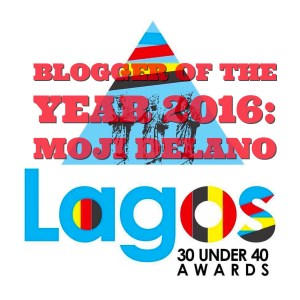 Moji DELANO, Others Win Big At Lagos30Under40Awards(Full List Of Winners)