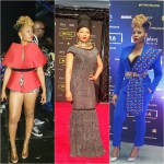 Which Is Your Favorite Of Yemi Alade's Outfits To The MTVMAMAs?