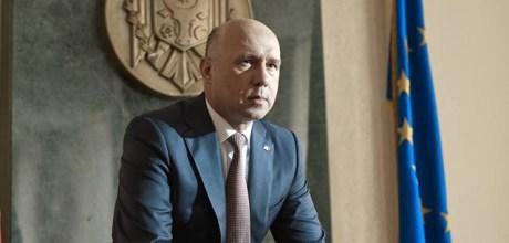Pavel Filip este premier al Republicii Moldova din 20 ianuarie 2016 FOTO gov.md