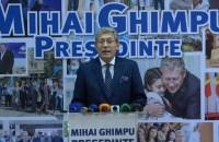 Mihai Ghimpu FOTO captură privesc.eu