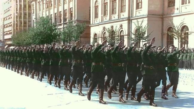 Găgăuzii au susținut Mișcarea Legionară în perioada interbelică
