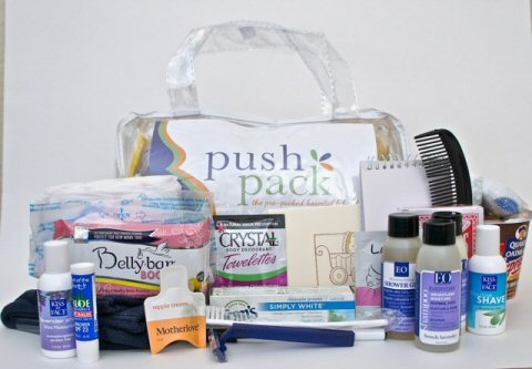 push pack for pregnancy