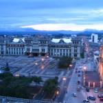 Guatemala-city-central-park
