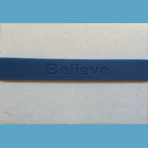 Believe Bracelet for Fertility Hope