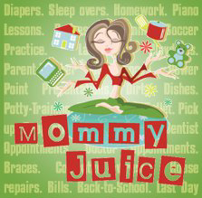 Mommy Juice Promotes Mommy Sippy Cup