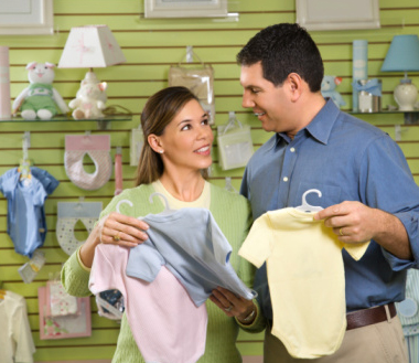 Five Tips for Getting Ready for Baby