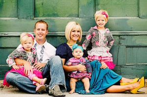 Five Secrets To A Stunning Family Portrait