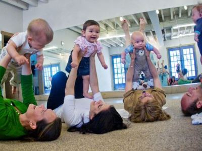 Mommy and Me Classes you Can Take with Your Baby This Summer