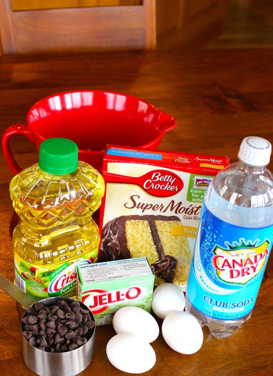 betty crocker yellow cake mix box instructions