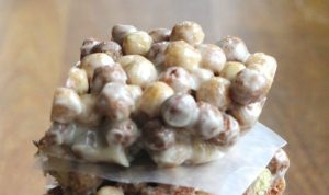 chocolate peanut butter cereal marshmallow treats