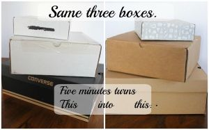 beautify your boxes