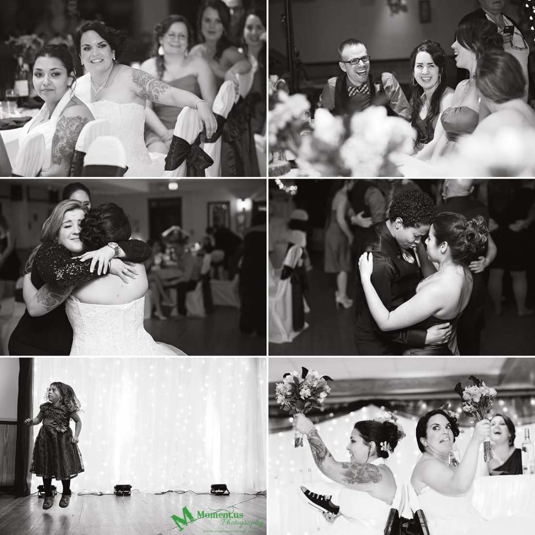 Alexandria wedding - wedding guests dancing