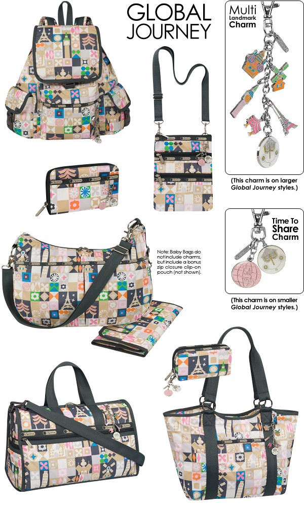 LeSportsac Global Journey Collection